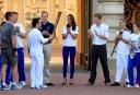 London Olympics Torch