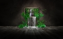 painted_waterfall_hd_widescreen_wallpapers_1440x900