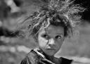 Portrait-Black-and-white-Child-Childhood-Demographics_of_Africa-Demographics_of_Morocco-Monochrome-Monochrome_photography
