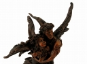 fairy-couple-holding-hug-bronze-statue-4C