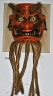 japanese art - devil mask