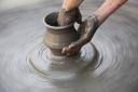 Kathmandu-Artisan-Hand-Potters_wheel-Pottery