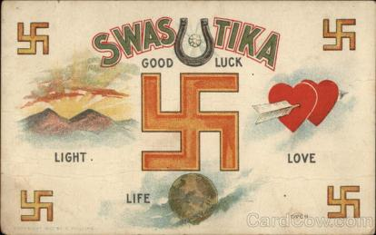 Swastika - Symbol of Good Luck