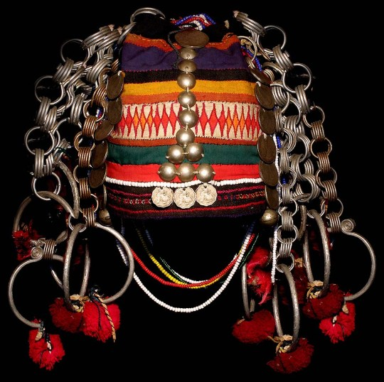 AKHA Headdress