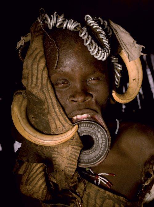 Ethiopian tribe