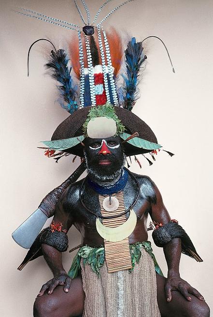 Kauli Tribe- Papua New Guinea