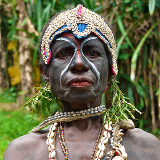Middle Sepik River Tribe [9]