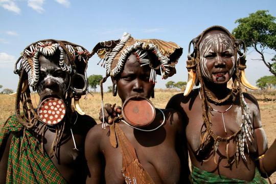 mursi tribe 6