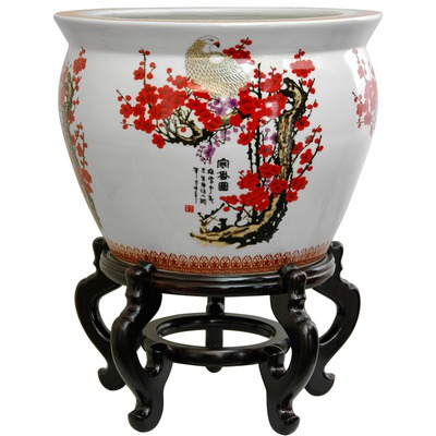 Oriental-Furniture-Fishbowl-in-Cherry-Blossom-Design-in-White