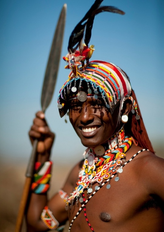 Samburu_tribe_warrior_-_Kenya