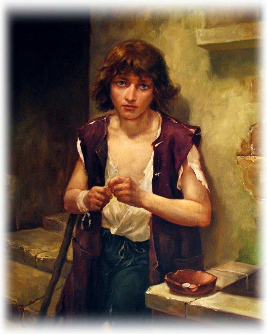 Andrei Shishkin - Beggar