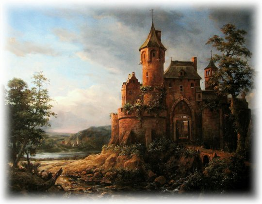 Andrei Shishkin - Castle