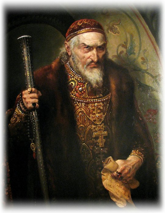 Andrei Shishkin - Ivan the Terrible
