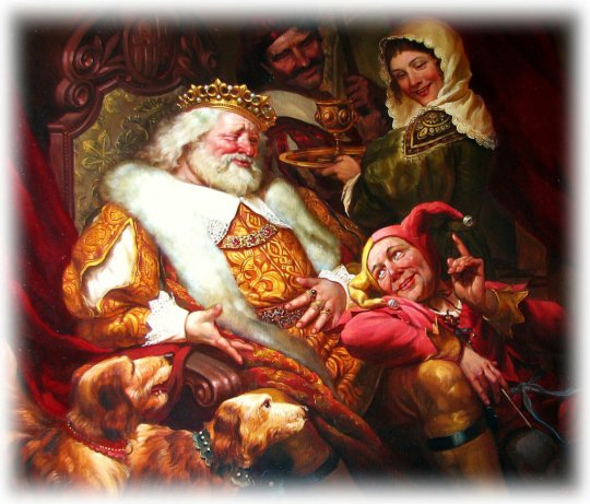 Andrei Shishkin - The King and the Clown