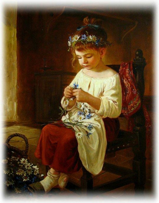 Andrei Shishkin - Weave a wreath