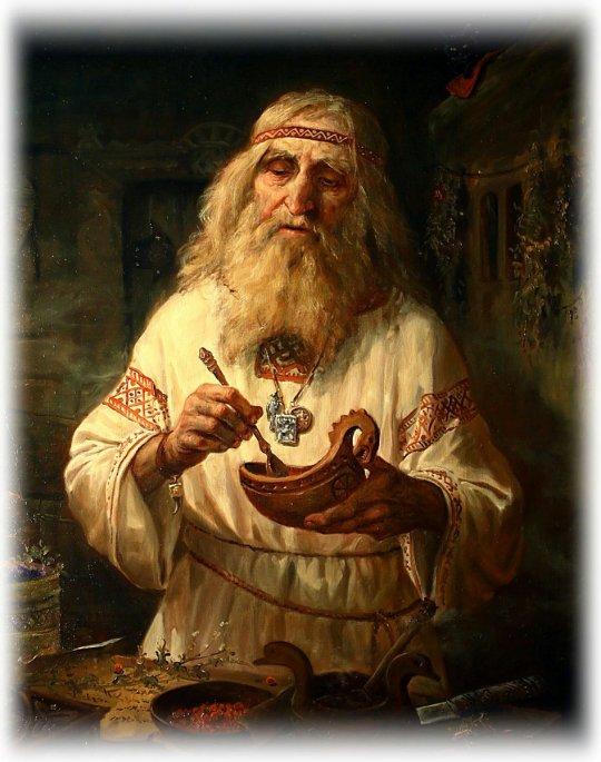 Andrei Shishkin_Herbalist