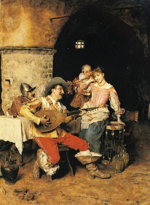 Andreotti_Federico1847_Serenade