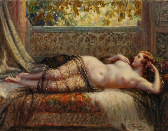 beauty odalisque