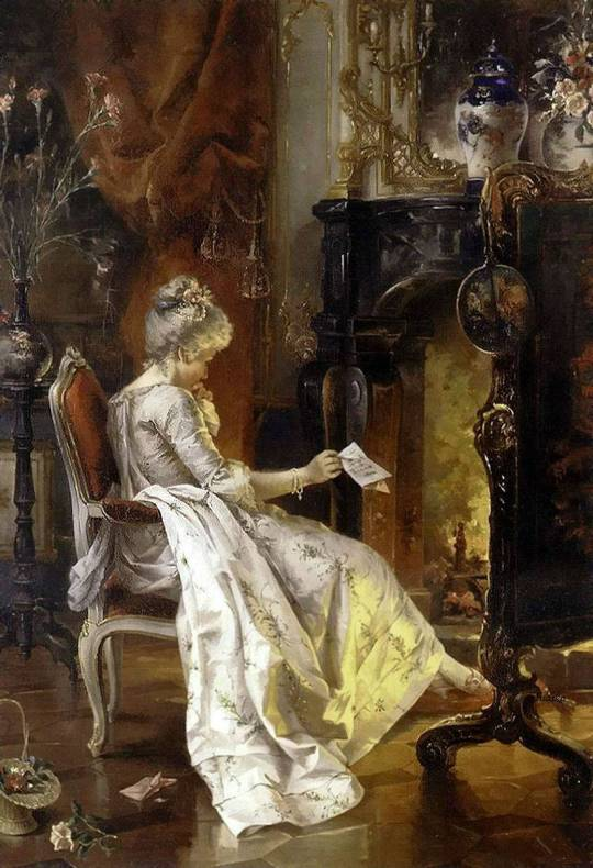 Carl Herpfer - the love letter