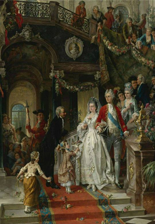 Carl Herpfer - wedding