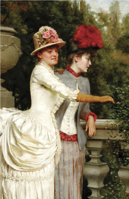 charles-joseph-frederic-soulacroix-french-1825-1879.-women-on-a-balcony.-1
