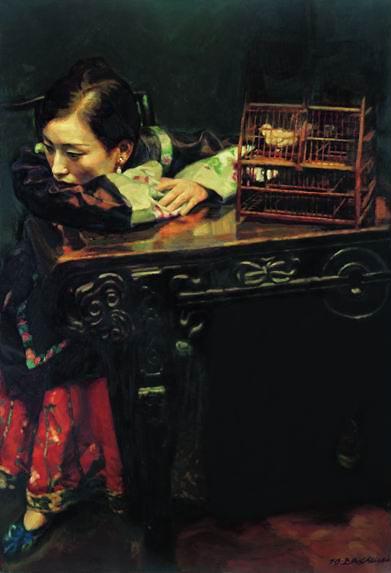 Chen Yifei (1)