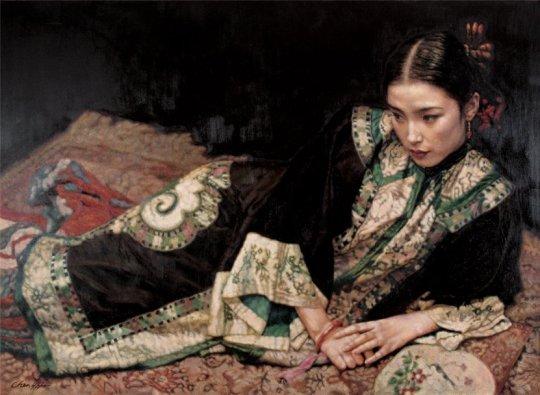 Chen Yifei (11)