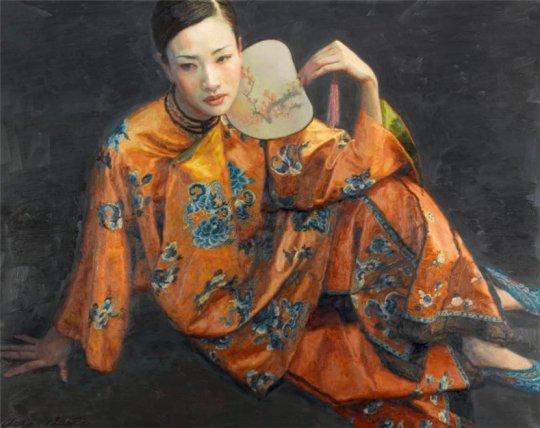 Chen Yifei (13)