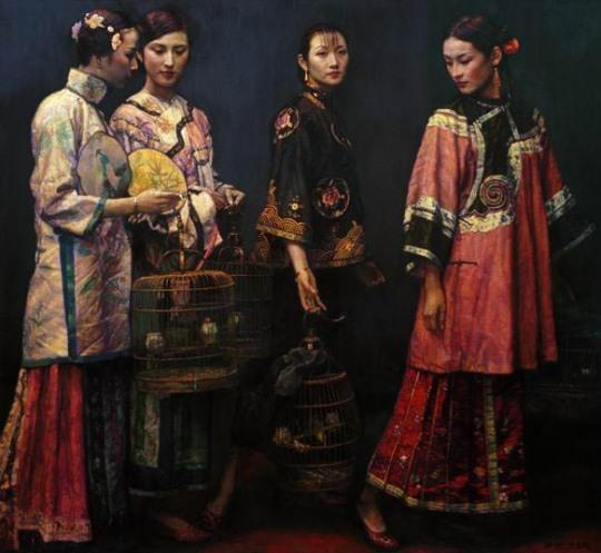 Chen Yifei  7