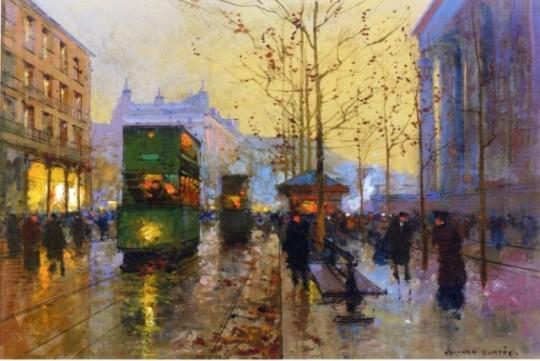 Edouard Leon Cort_s - La Madeleine_ Twilight
