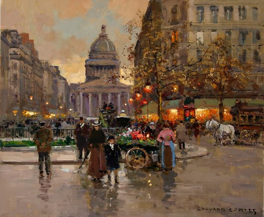 edouard_leon_cortes__the_pantheon