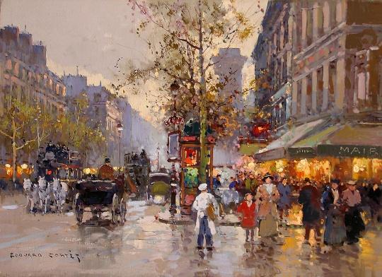 edouard_leon_cortes_porte_st_denis_1905