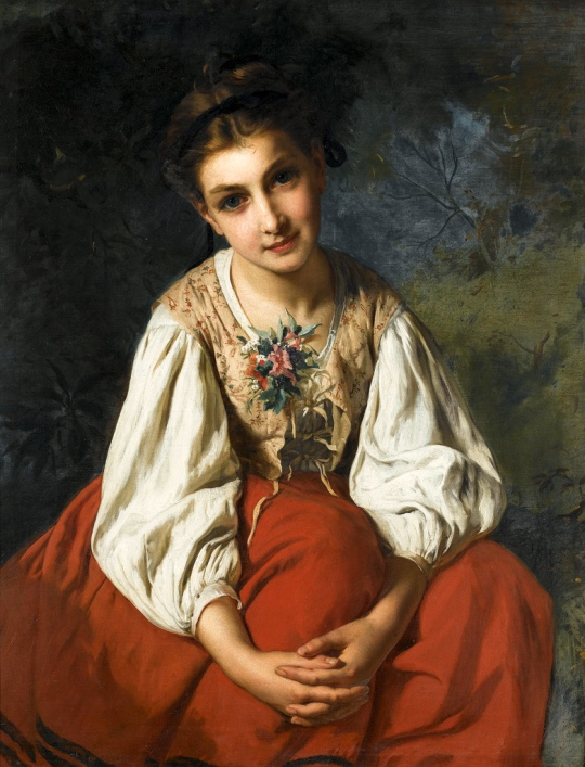 Emile Munier - Flowers