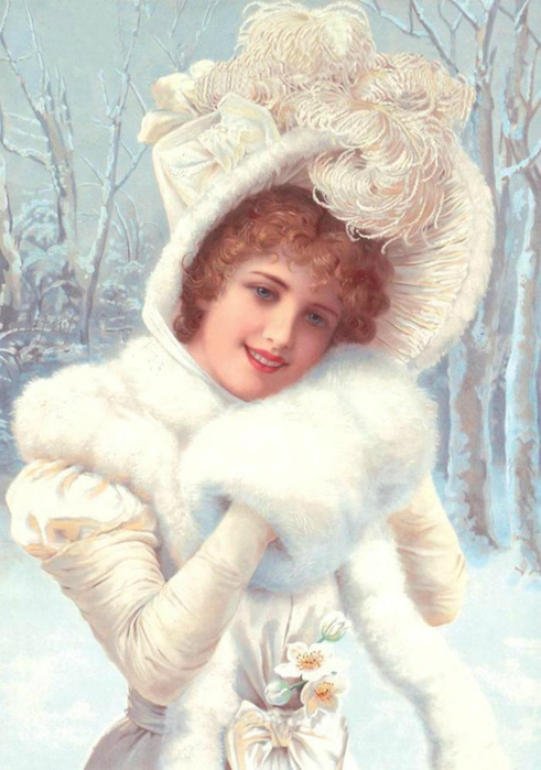 Emile Vernon - A Beautiful Winter