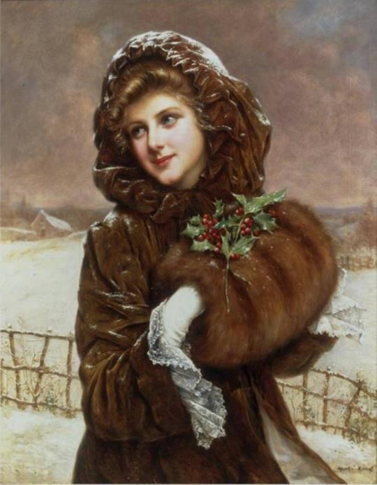 Emile Vernon - Lucky Woman