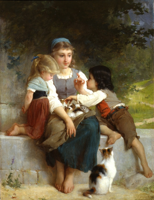 emile_munier_the_new_pets