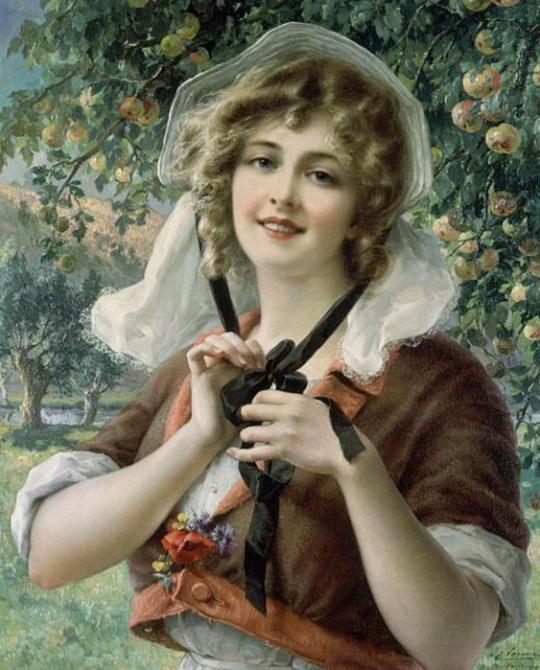 Emile_Vernon - Beautiful Lady