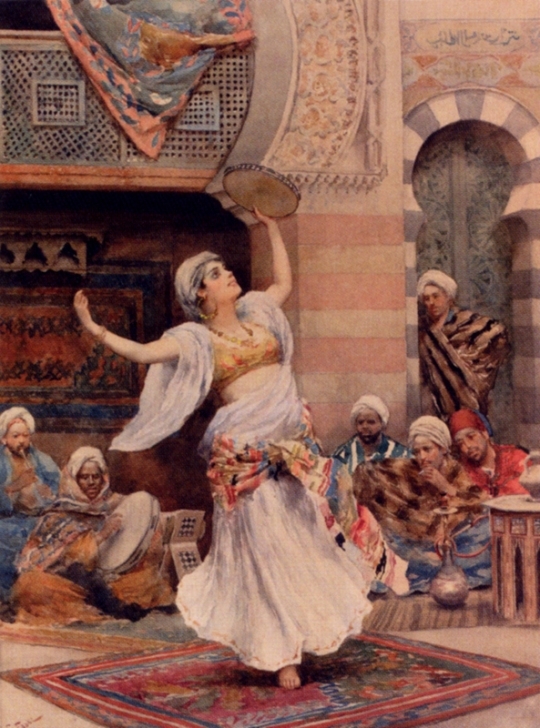 Fabio Fabbi - Dance of Tamburine