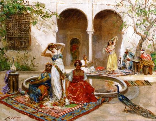 Fabio Fabbi - Girls of the Harem