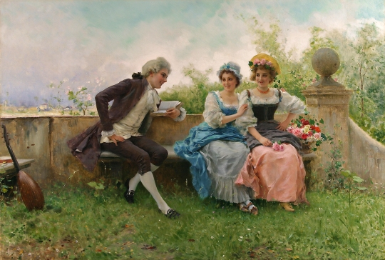 Federico Andreotti Paintings 93