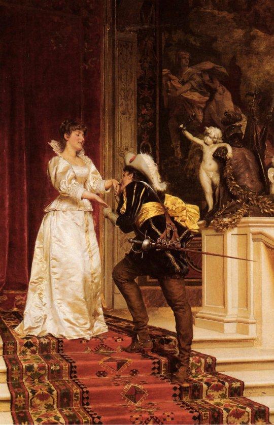 Frédéric_Soulacroix - The_Cavalier's_Kiss