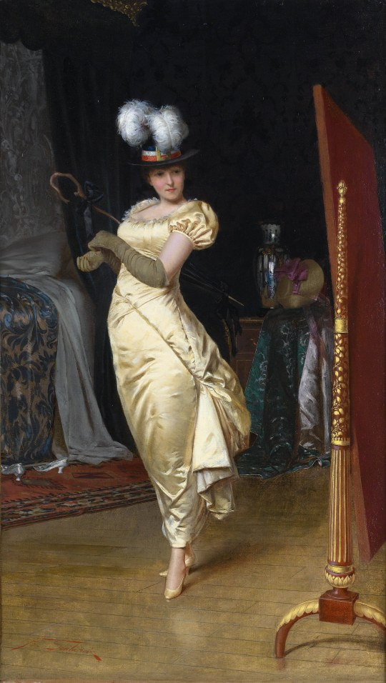 Frédéric_Soulacroix_Preparing_for_the_ball