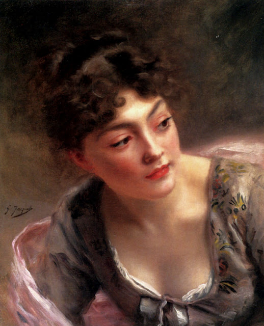 Gustave Jean Jacquet - A quick glance