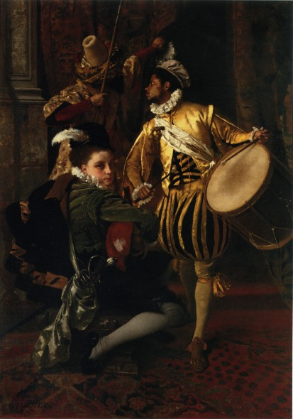 Jacquet_Gustave_Jean_Musical_Interlude
