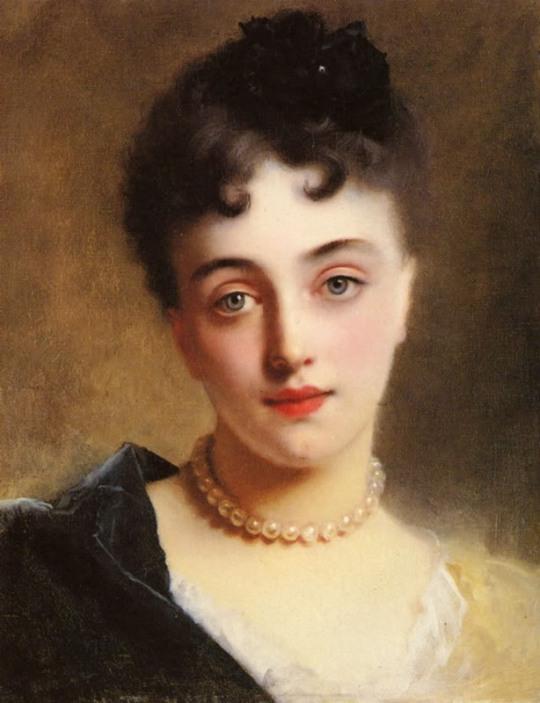 Jaquet_Gustave_Jean_An_Elegant_Lady