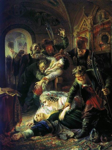 Konstantin Makovsky Russian (1839-1915