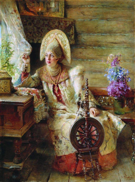 Konstantin Makovsky9