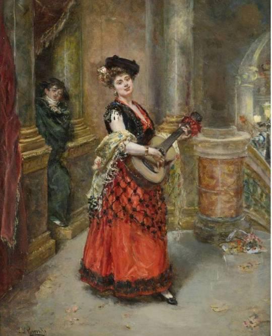 La Belle Guitariste