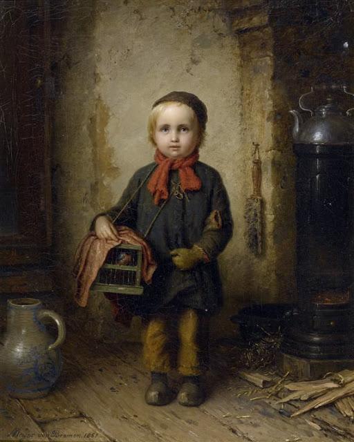 Meyer_von_Bremen_Der_kleine_Vogelhändler_1851