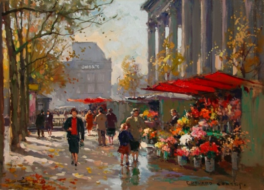 Poetul parizian al picturii